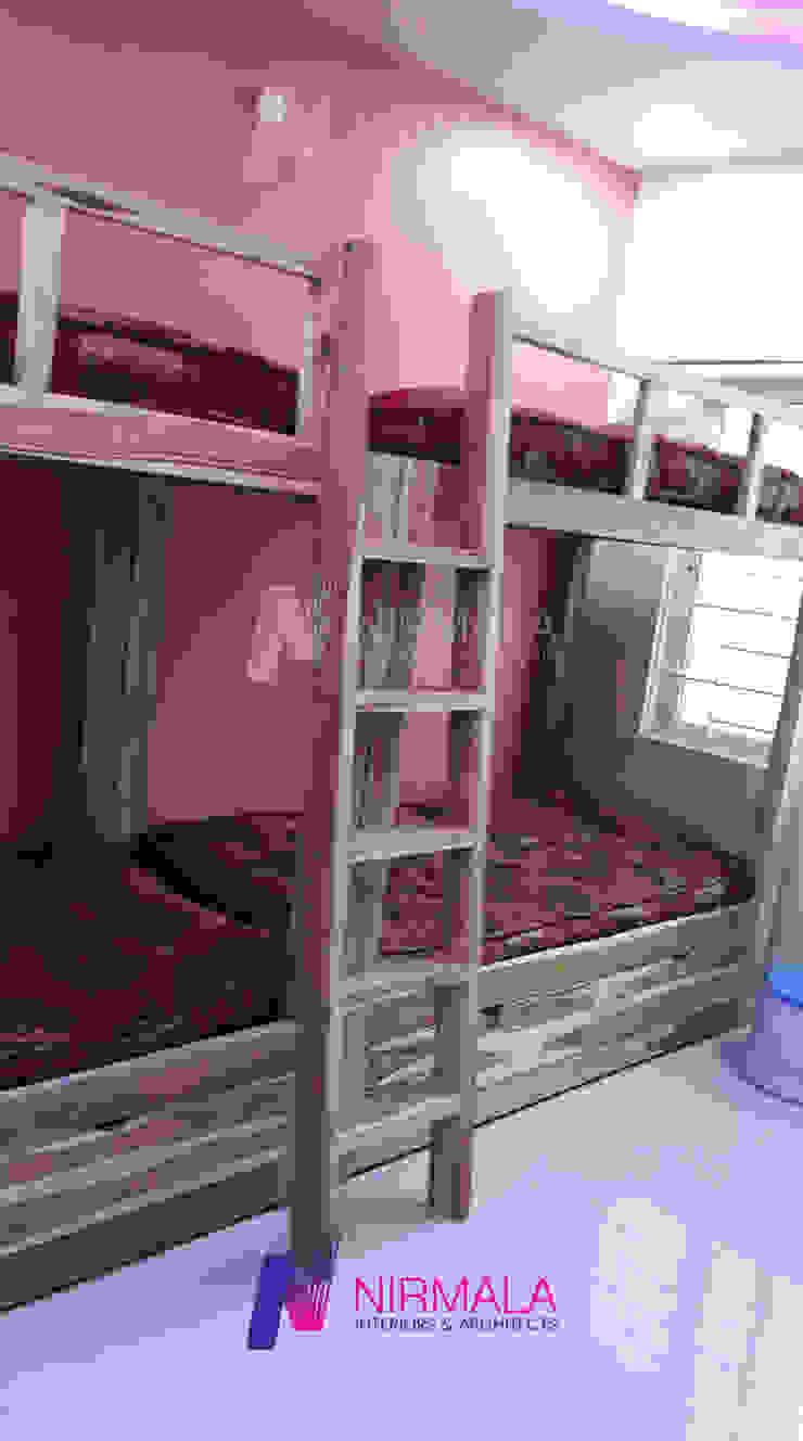 Nirmala Architects & Interiors BedroomBeds & headboards