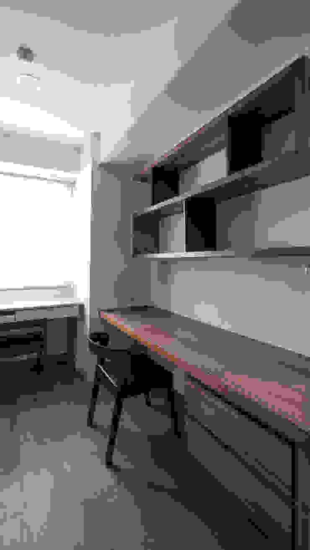 嘉義東區鄭宅設計 根據 樸木聯合建築師事務所 日式風、東方風