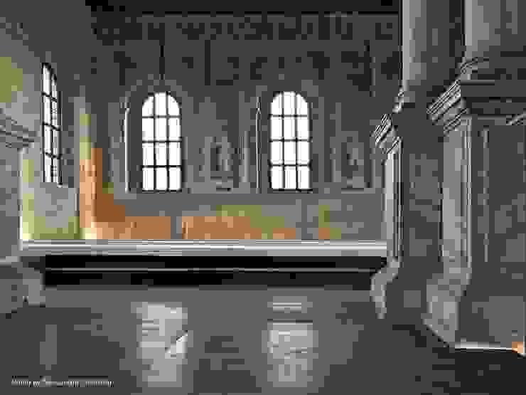 Scuola Grande di Santa Maria della Misericordia:  in stile  di Planium,