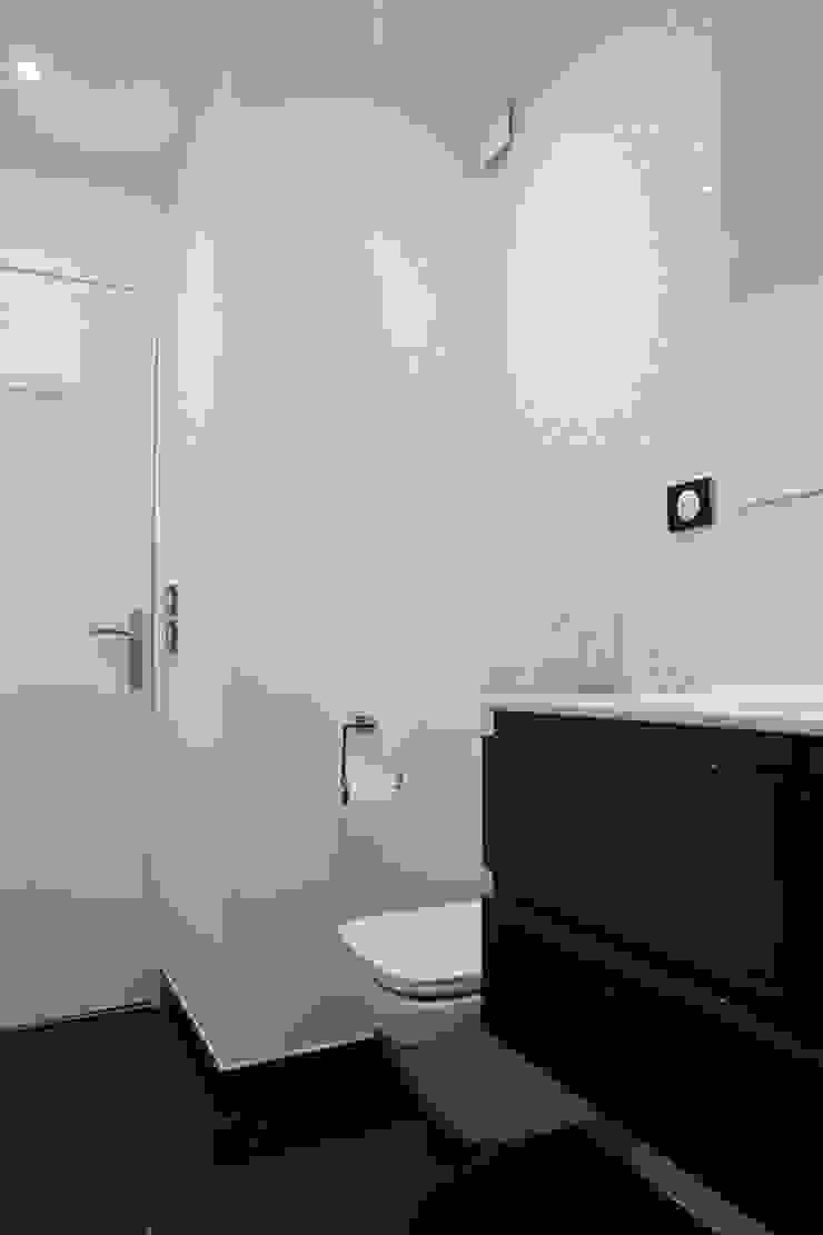 Salle de bain Montmorency von Nuance d\'intérieur | homify