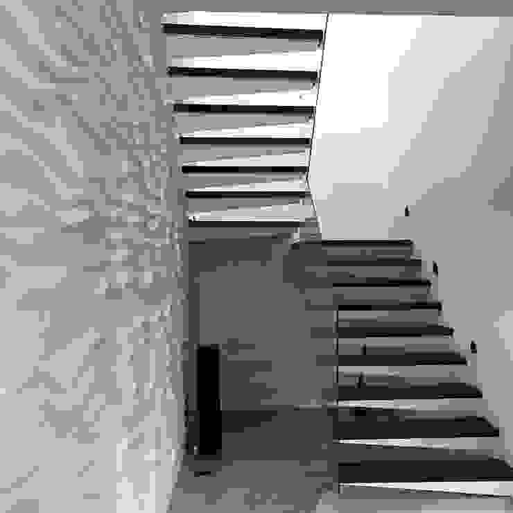 Casa CR6 de O+C674 Arquitectos Moderno Madera Acabado en madera