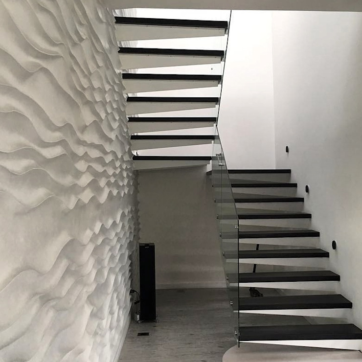 by O+C674 Arquitectos Modern Wood Wood effect