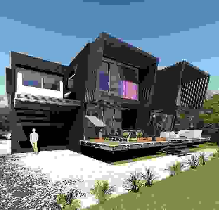 by O+C674 Arquitectos Modern