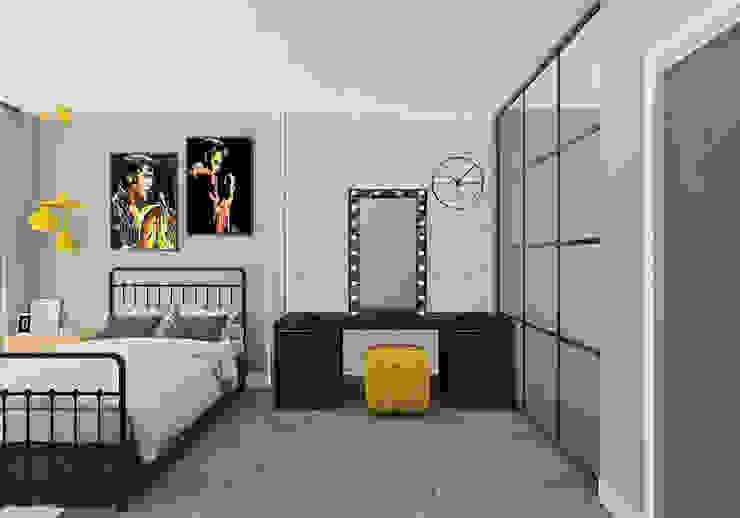 PRATIKIZ MIMARLIK/ ARCHITECTURE – Çocuk Odası 2: modern tarz , Modern