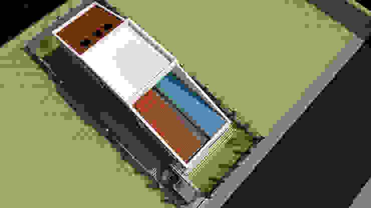 Üstten Bakış PRATIKIZ MIMARLIK/ ARCHITECTURE Modern
