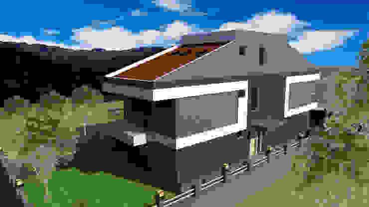 Arka Cephe PRATIKIZ MIMARLIK/ ARCHITECTURE Modern