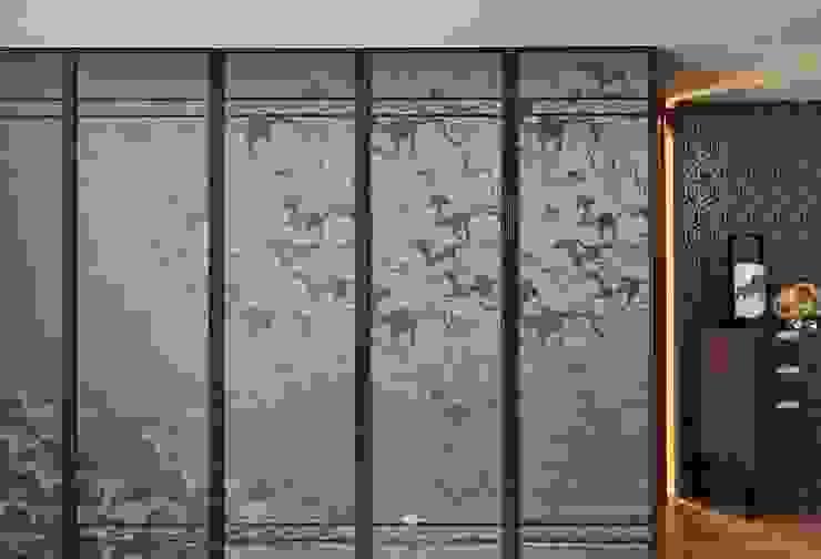 富壁寶鼎珠寶店|FBBD Jeweler 理絲室內設計有限公司 Ris Interior Design Co., Ltd. 辦公空間與店舖 銅/青銅/黃銅 Blue
