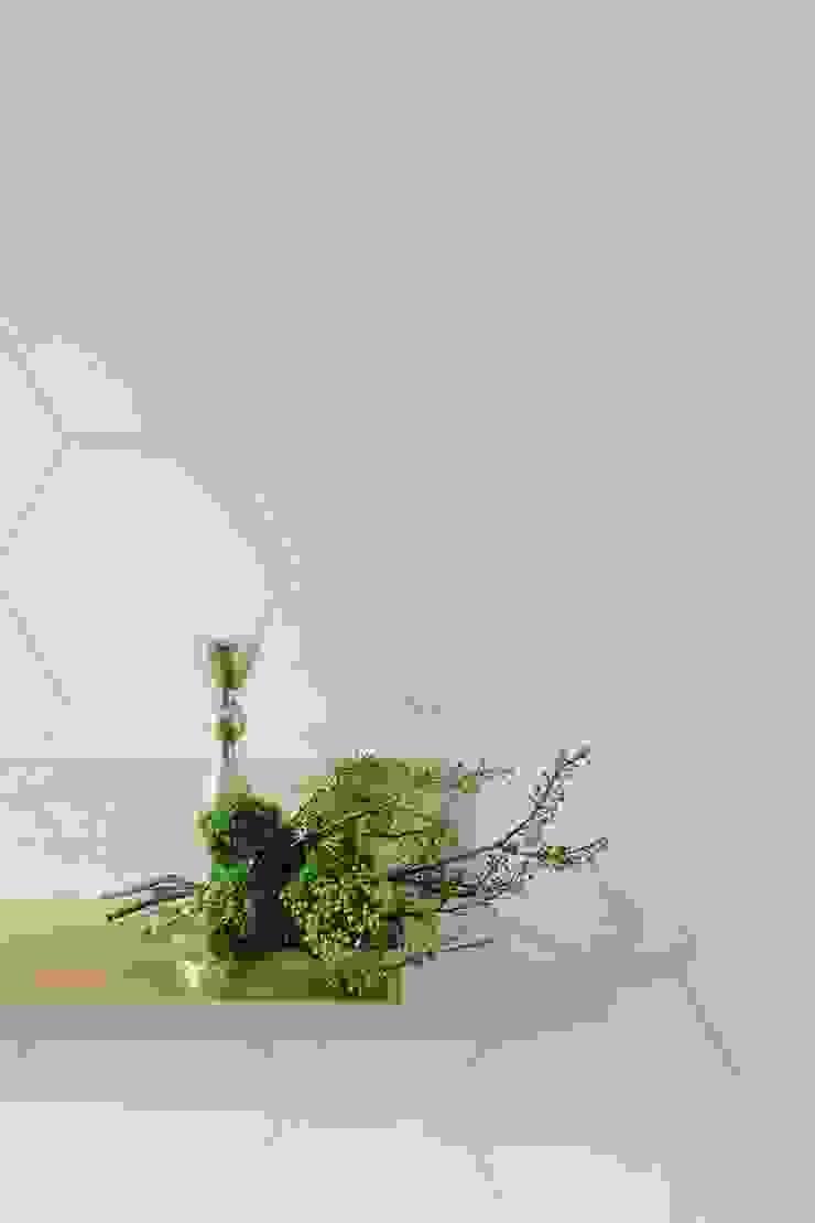 紛染.綿綿|Trochee of Tints 理絲室內設計有限公司 Ris Interior Design Co., Ltd. 牆面 磁磚 White