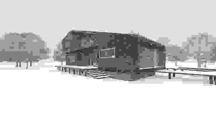 casa rural - Arquitectos en Coyhaique Single family home