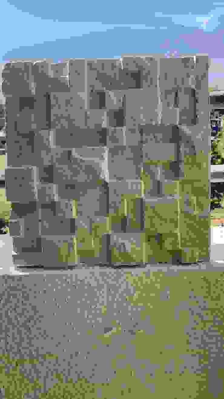 Instalaciones de Placas 3D Paredes y pisos modernos de N&V diseño y construcción Moderno