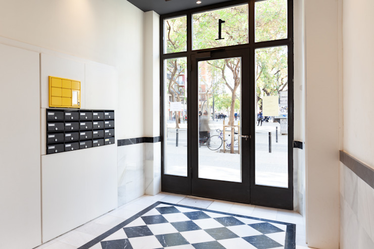 Blok4 Constructora Front doors