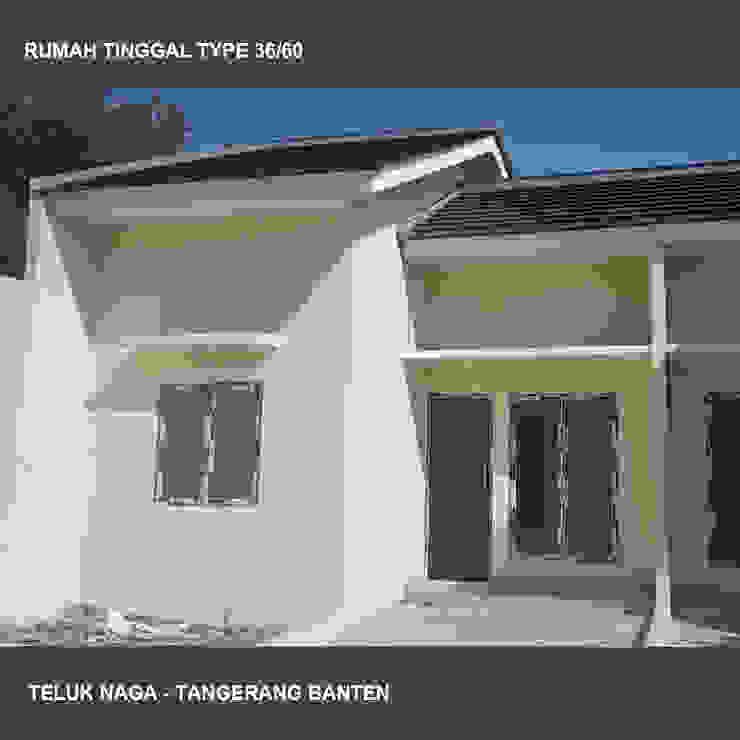 Teluk Naga Oleh Studio Ardhyaksa Minimalis Batu Bata