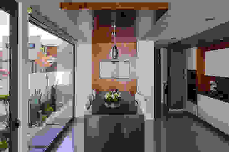 GENETICA ARQ STUDIO 現代廚房設計點子、靈感&圖片 花崗岩 Wood effect