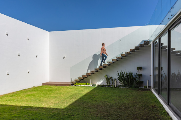 GENETICA ARQ STUDIO 樓梯