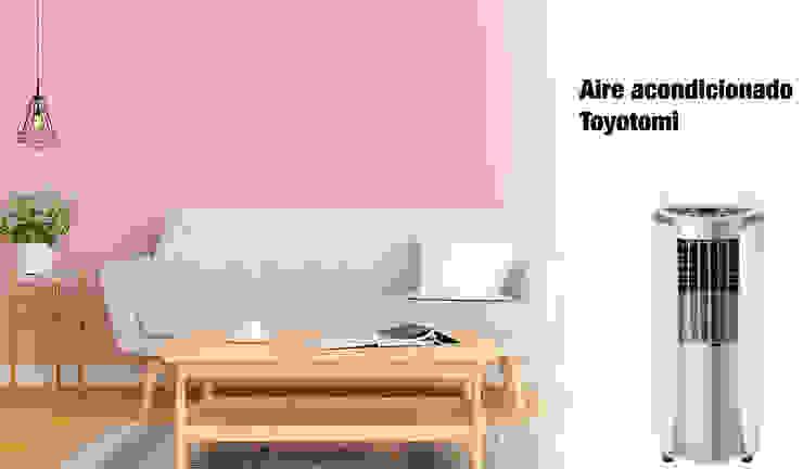 Comprar Aire acondicionado Toyotomi ferrOkey - Cadena online de Ferretería y Bricolaje HogarArtículos del hogar Blanco