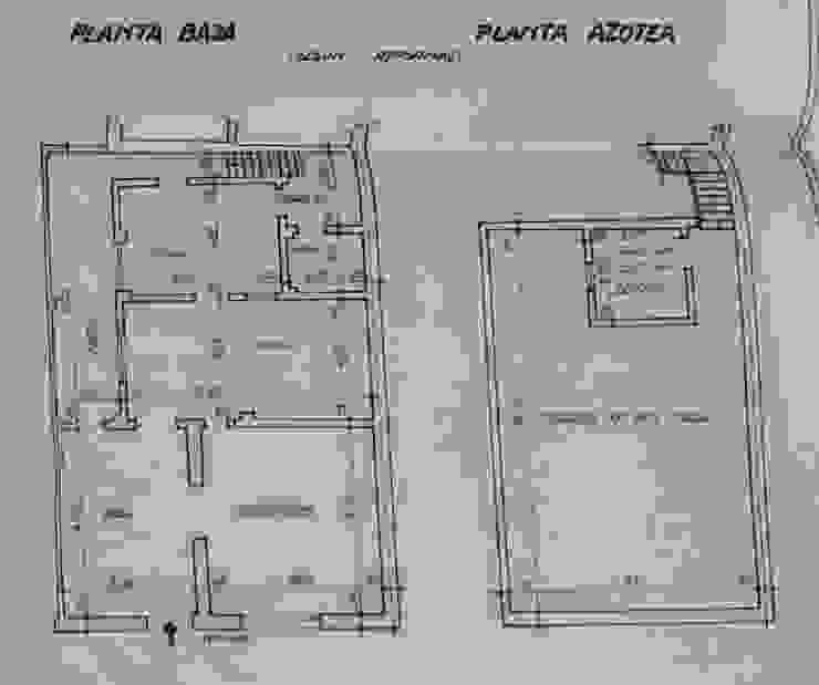 OOST / Sabrina Gillio Rumah teras