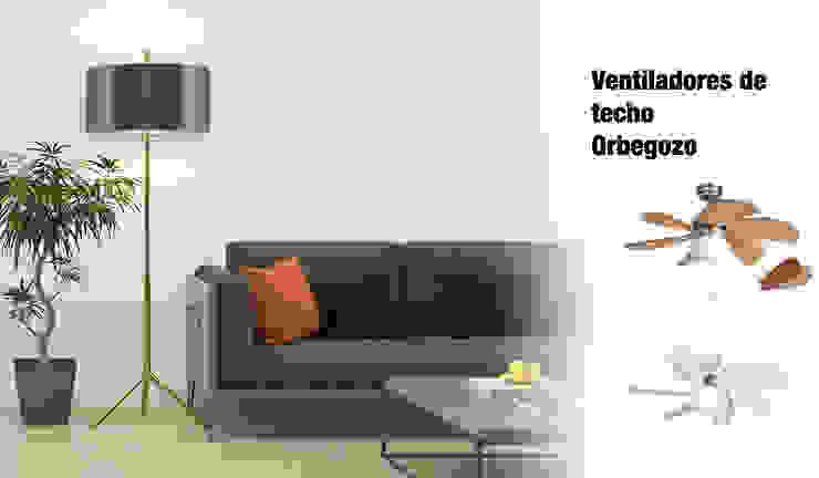 Comprar ventiladores de techo ferrOkey - Cadena online de Ferretería y Bricolaje HogarArtículos del hogar Blanco