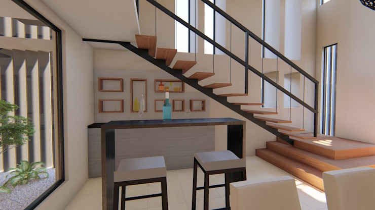 Arquitectura AD Modern dining room