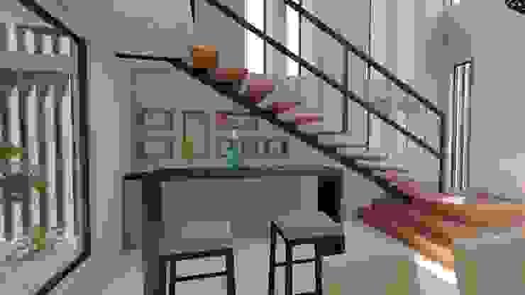 Arquitectura AD Comedores de estilo moderno