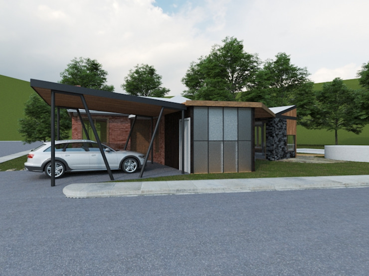 Casa de Doku Design Moderno