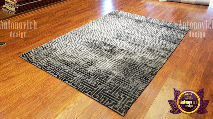 Creative Carpet Designer by Luxury Antonovich Design