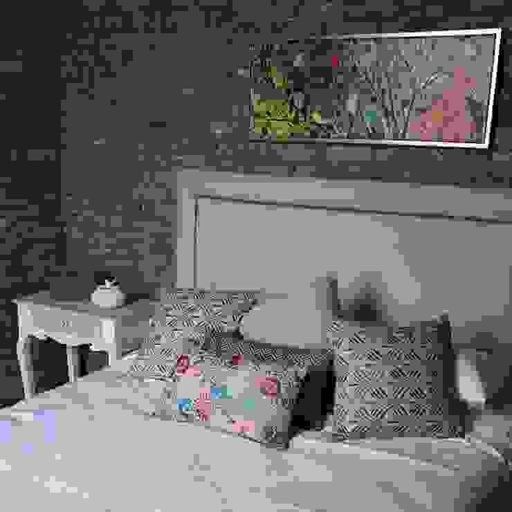Decoración Habitación de Hotel de Azohia Design - Diseño y Decoracion Maria Alejandra Bucher EIRL Moderno