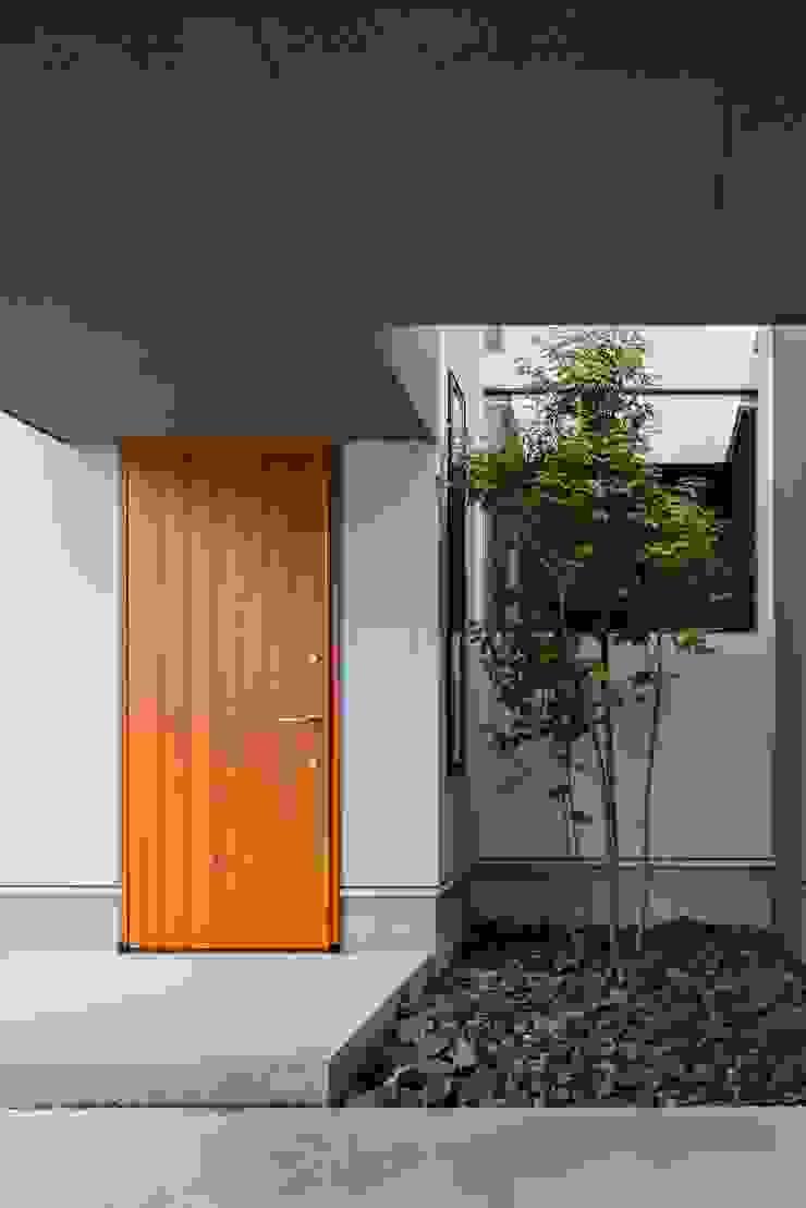 ALTS DESIGN OFFICE Casas de estilo moderno