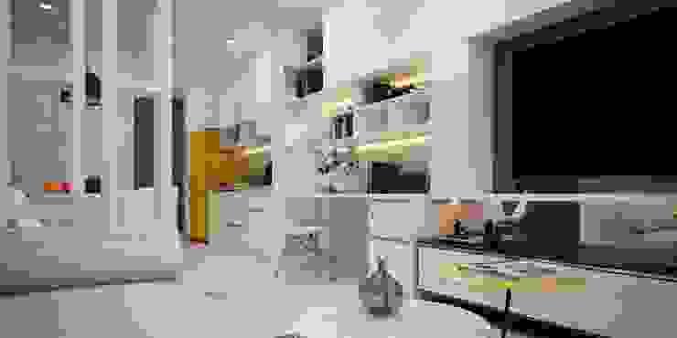 Chi tiết thiết kế nội thất nhà Cô Dung dự án Căn hộ Garden Gate: scandinavian  by Công ty TNHH sửa chữa nhà phố trọn gói An Phú 0911.120.739, Bắc Âu