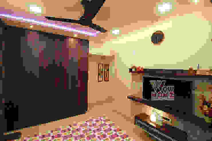 Master Bedroom - Wardrobe by Wow Homz Modern Wood Wood effect
