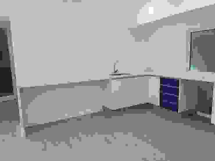 Modern kitchen by Quo Design - Diseño de muebles a medida - Puerto Montt Modern