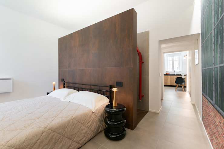 Bedroom by B+P architetti