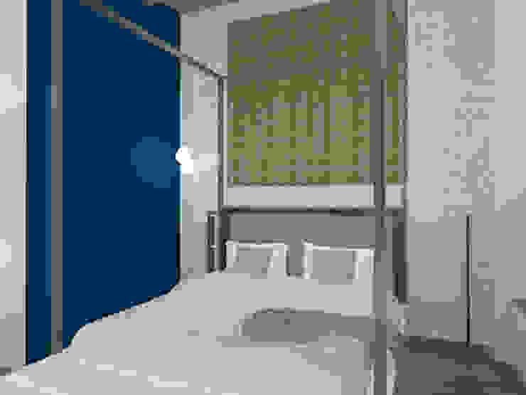 Moderne Schlafzimmer von The Yellow Ink Studio Modern