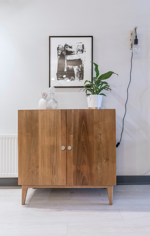 Bar Livings de estilo escandinavo de Klover Escandinavo
