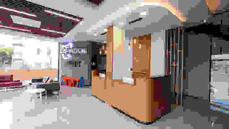 Diş Vizyon Ağız ve Diş Sağlığı Polikliniği Endüstriyel Klinikler Teknik Sanat İç Mimarlık Renovasyon Ltd. Şti. Endüstriyel