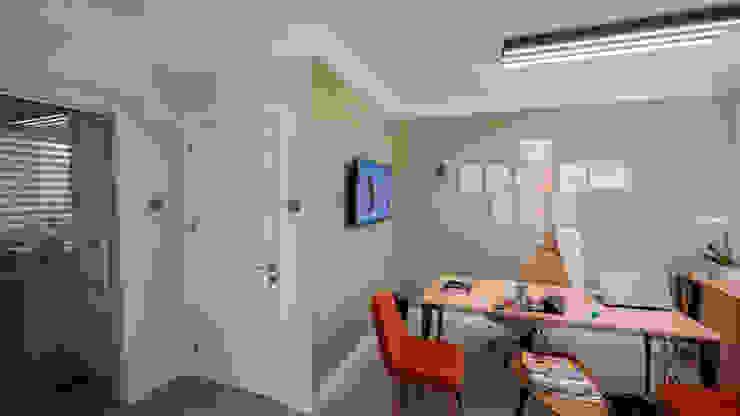 de Teknik Sanat İç Mimarlık Renovasyon Ltd. Şti. Moderno