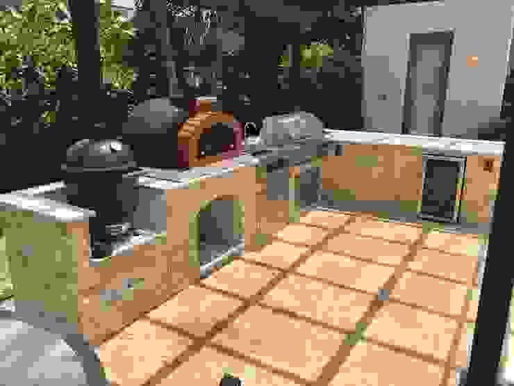 Jardines de estilo mediterráneo de Dome Ovens® Mediterráneo