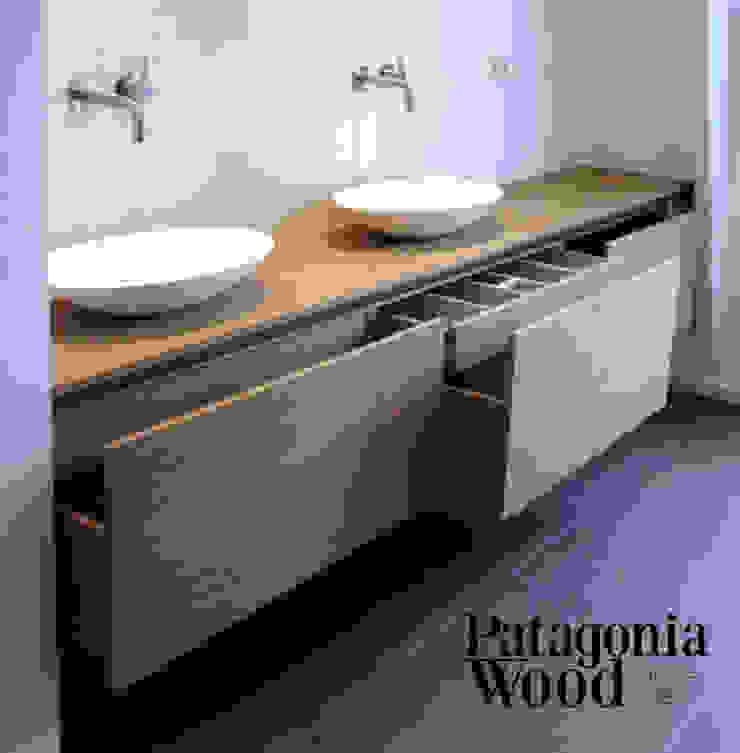 modern  by Patagonia wood, Modern Engineered Wood Transparent
