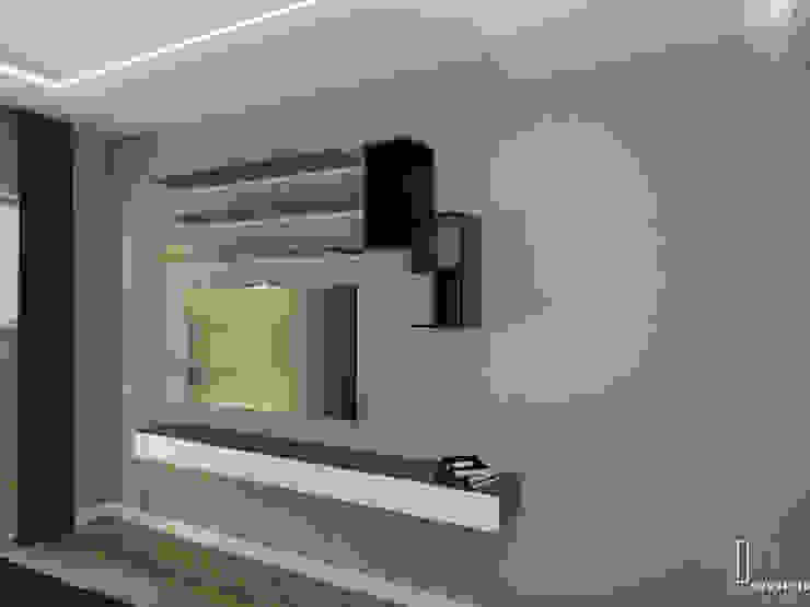 EB 54 Casa Habitación : Electrónica de estilo  por Proyecto 3Catorce,