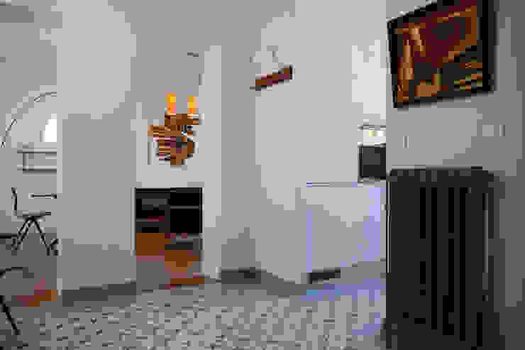 Hall d'entrée Couloir, entrée, escaliers classiques par Créateurs d'Interieur Classique