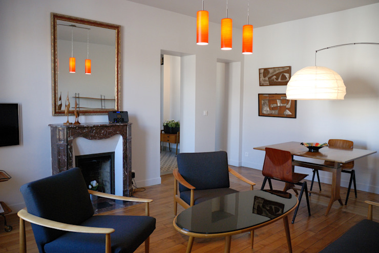 Séjour Salon classique par Créateurs d'Interieur Classique