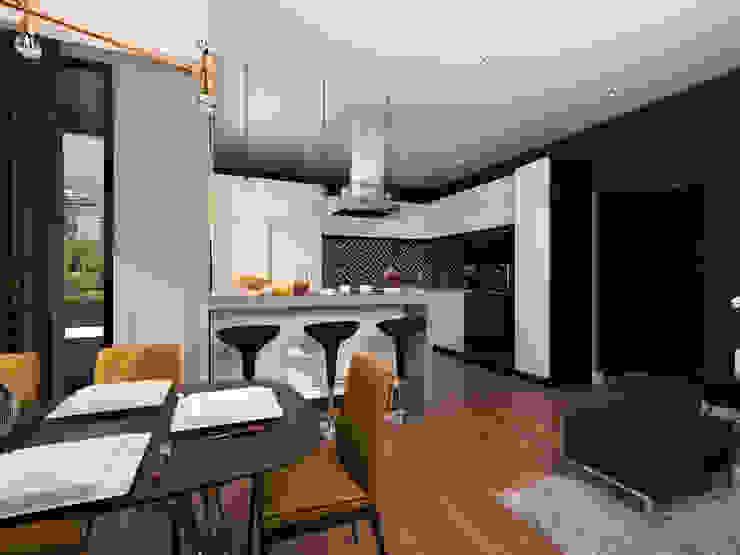 Mar AZOF 60 Conjunto Habitacional de Proyecto 3Catorce Moderno