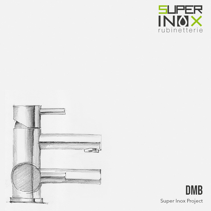 Super Inox Srl BathroomFittings Iron/Steel