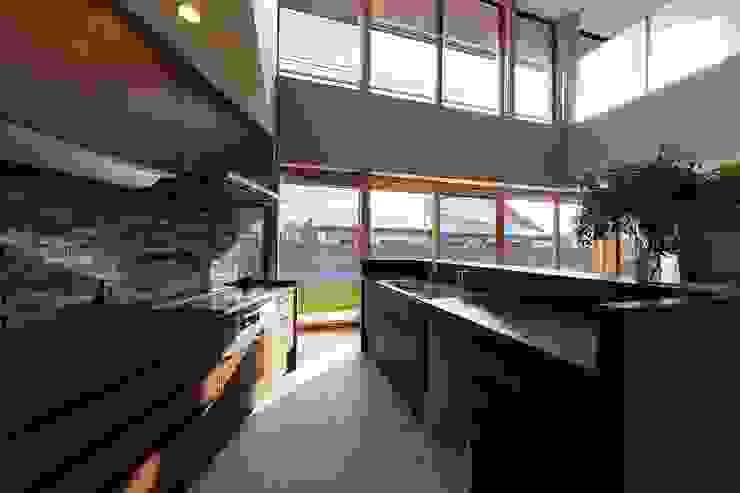 مطبخ تنفيذ STaD(株式会社鈴木貴博建築設計事務所), إنتقائي