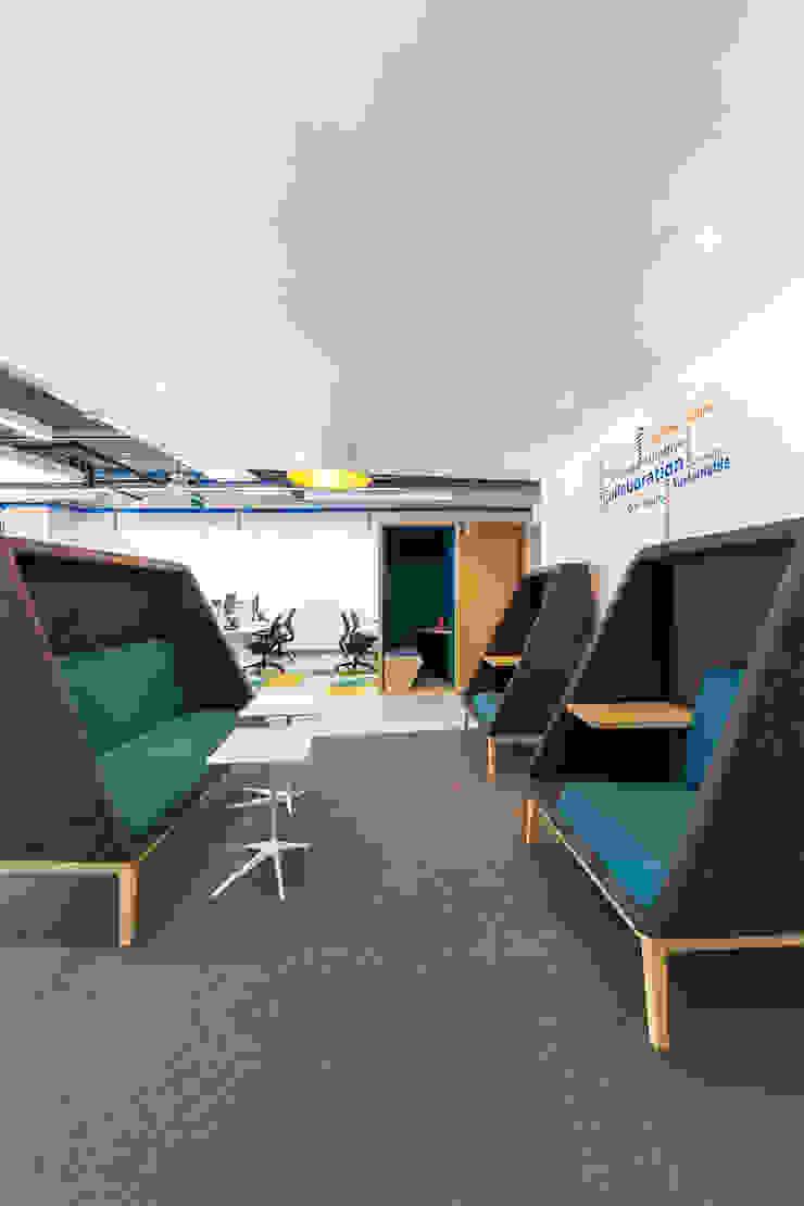 Tetrapack Estudios y despachos de estilo minimalista de Diego Rojas Fotografía Minimalista