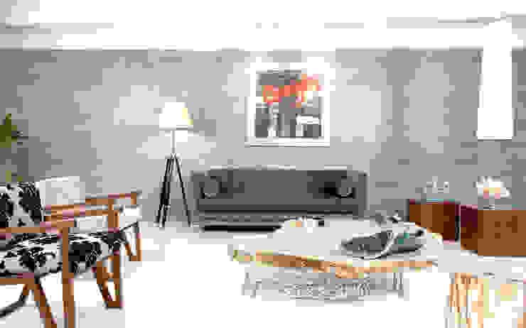 Showroom La Shop d´Arquitectura NATALIA MENACHE ARQUITECTURA SalasSalas y sillones