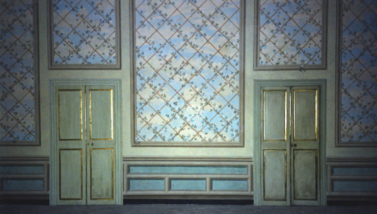 Trompe l'Oeil - La Sala del Gelsomino ARTE DELL'ABITARE ArteImmagini & Dipinti