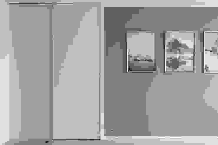水波 ‧ 靜謐 根據 層層室內裝修設計有限公司 現代風