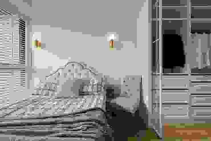 Modern Bedroom by 層層室內裝修設計有限公司 Modern