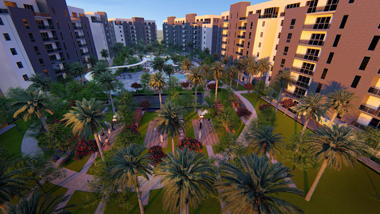 Sharjah Residential Project by Orientalis Modern