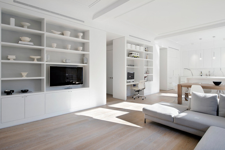 ArDesi Living room White